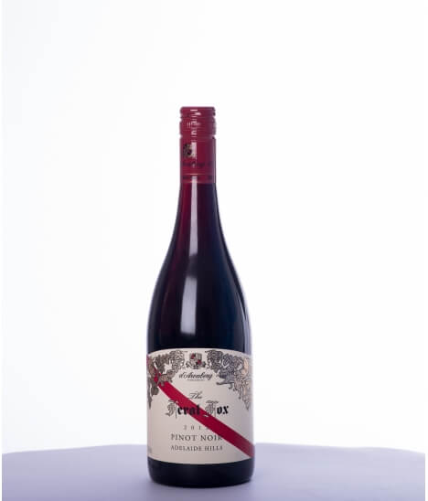 The Feral Fox pinot noir
