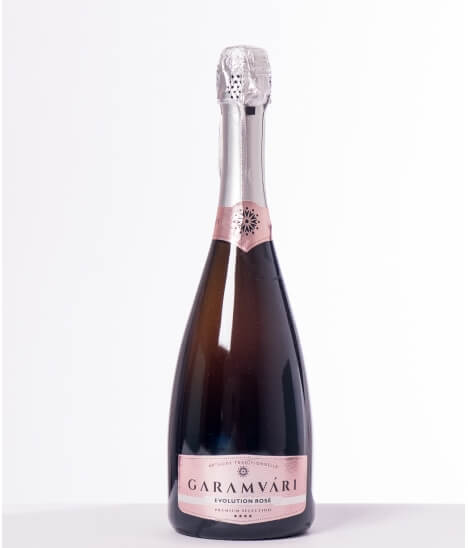 Vin Petillant Hongrois - Garamvari - Evolution Rose