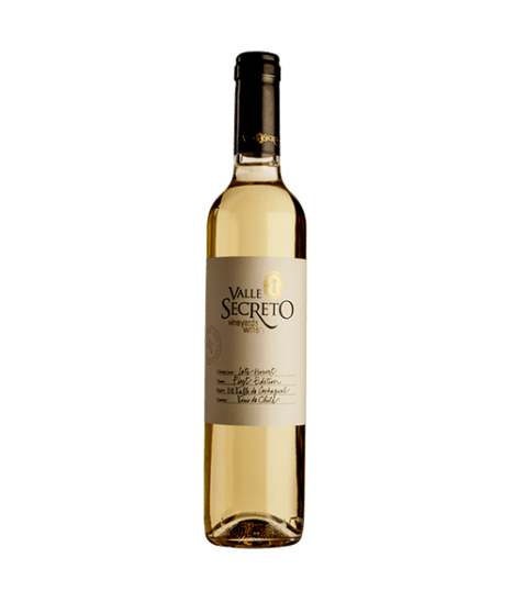 "Vin blanc doux du Chili - Valle Secreto late harvest viognier ""First Edition"" - D.O Valle de Cachapoal - vendanges tardives"