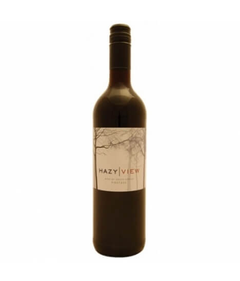 Vin rouge sud-africain - Western Cape - Hazyview - Cuvée Pinotage