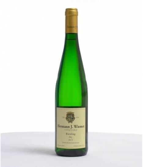 Wiemer Finger Lakes Dry Riesling