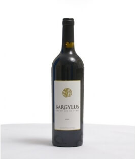 Bargylus grand vin de Syrie Rouge
